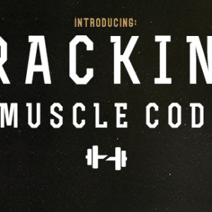 cracking the muscle code header